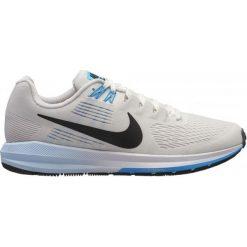 Nike Buty Do Biegania Damskie Air Zoom Structure 21 Running Shoe, 42. Szare buty do biegania damskie Nike, z materiału. Za 539,00 zł.