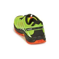 Buty Dziecko Salomon  XA PRO 3D J. Żółte buty sportowe chłopięce marki Salomon. Za 215,20 zł.