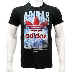 Adidas G City Tshirt Z80029. Czarne t-shirty męskie Adidas, m, z bawełny. W wyprzedaży za 69,99 zł.