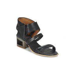 Sandały Airstep / A.S.98  CORCHO. Czarne sandały damskie Airstep / A.S.98. Za 703,20 zł.