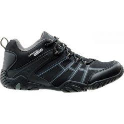 Buty trekkingowe męskie: ELBRUS Buty męskie Rimley WP Black / Dark Grey r. 41