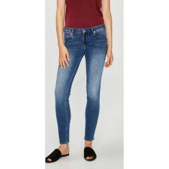 Silvian Heach - Jeansy Kate. Szare jeansy damskie rurki marki Silvian Heach, z jeansu. W wyprzedaży za 339,90 zł.