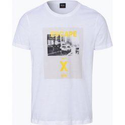 T-shirty męskie: BOSS Casual - T-shirt męski – Topwork 4, czarny