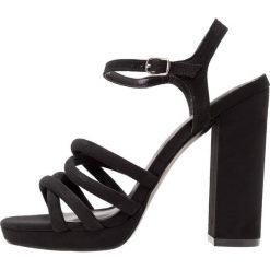 Sandały damskie: New Look REGINA Sandały na obcasie black