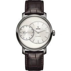 ZEGAREK RADO DIAMASTER R14 129 10 6. Szare zegarki męskie marki RADO, ceramiczne. Za 11520,00 zł.
