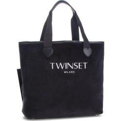 Torebki klasyczne damskie: Torebka TWINSET - Shopping AA8PF2  Nero 00006