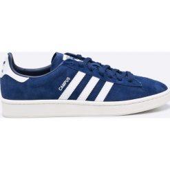 Adidas Originals - Buty Campus. Szare buty skate męskie adidas Originals, z materiału, na sznurówki. W wyprzedaży za 299,90 zł.
