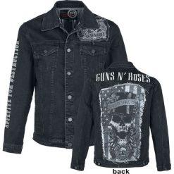 Kurtki męskie bomber: Guns N' Roses EMP Signature Collection Kurtka czarny
