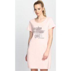 Sukienki: Różowa Sukienka Your Behind