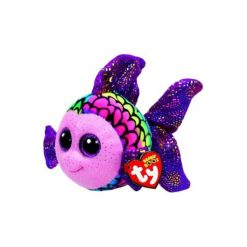 Maskotka TY INC Beanie Boos Flippy - Wielobarwna Ryba 15 cm 37242. Różowe przytulanki i maskotki marki TY INC. Za 19,99 zł.