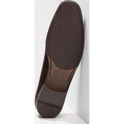 Buty wizytowe męskie: Brett & Sons Eleganckie buty dark brown