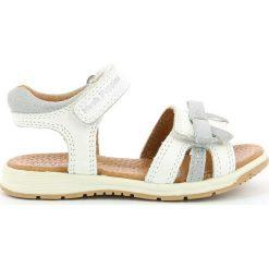 Sandały dziewczęce: Sandały skórzane Jeely