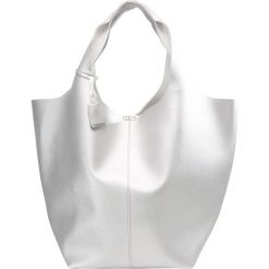 Shopper bag damskie: Glamorous Torba na zakupy silver