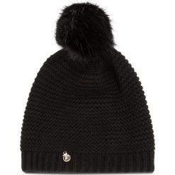 Czapka TRUSSARDI JEANS - Hat Knitted Pon Pon 59Z00116 K229. Szare czapki zimowe damskie marki Calvin Klein Jeans, na zimę, z jeansu. Za 189,00 zł.
