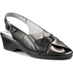 Rzymianki damskie: Sandały COMFORTABEL – 710706 Schwarz 1