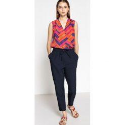 Rurki damskie: Spodnie slim, rurki