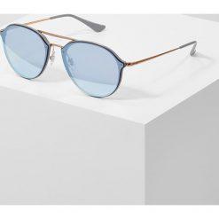 RayBan Okulary przeciwsłoneczne grey. Szare okulary przeciwsłoneczne damskie aviatory Ray-Ban. Za 699,00 zł.