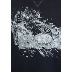 Wheat BABY RACE Bluza navy. Niebieskie bluzy dziewczęce marki Wheat, z bawełny. W wyprzedaży za 125,30 zł.