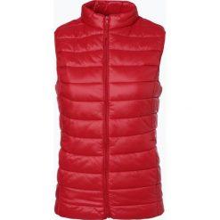 Brookshire - Kamizelka damska, czerwony. Czarne kamizelki damskie marki brookshire, m, w paski, z dżerseju. Za 99,95 zł.