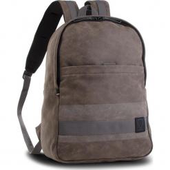 Plecak STRELLSON - Finchley 4010002285 Dark Brown 702. Brązowe plecaki męskie Strellson, z materiału. Za 319,00 zł.