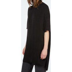 """T-shirty damskie: Koszulka """"Nanogrande"""" w kolorze czarnym"""