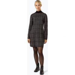 Tommy Hilfiger - Dwustronna sukienka damska, czarny. Czarne sukienki marki TOMMY HILFIGER, xl, w kratkę. Za 699,95 zł.
