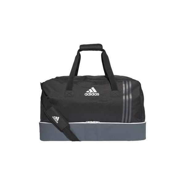 a91254187382e Torby sportowe adidas Torba Tiro Team Bag with Bottom Compartment Large -  Czarne torby podróżne marki Adidas. Za 199