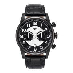 """Zegarki męskie: Zegarek """"10010230"""" w kolorze czarnym"""