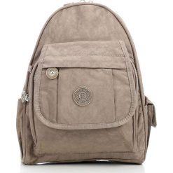Plecak damski Bag Street w wiosennych kolorach. Brązowe plecaki damskie marki Bag Street, street. Za 69,00 zł.