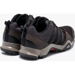 Adidas Performance - Buty Terrex Ax2r. Czarne buty trekkingowe męskie adidas Performance, z materiału, na sznurówki, outdoorowe. Za 399,90 zł.