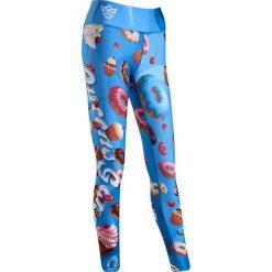 Spodnie sportowe damskie: OLIMP Spodnie damskie Olimp Cookies niebieskie r. M (SCookies)