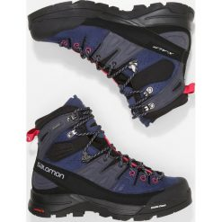 Buty zimowe damskie: Salomon X ALP HIGH LTR GTX Buty trekkingowe crown blue/graphite/virtual pink