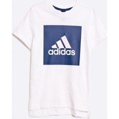 T-shirty chłopięce polo: adidas Performance – T-shirt dziecięcy 110-176