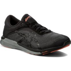 Buty sportowe męskie: Buty ASICS - FuzeX Rush T718N Black/Carbon/Cherry Tomato 9097
