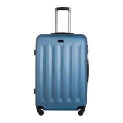 Walizka Benelux 102L niebieska (BENELUX 28 SIL/BLU). Niebieskie walizki marki VIP COLLECTION. Za 250,00 zł.