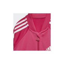 Spodnie dresowe dziewczęce: Zestawy dresowe adidas  Dres Shiny