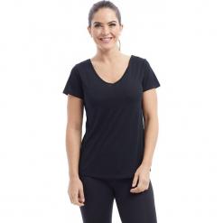 """Koszulka """"Elliot"""" w kolorze czarnym. Czarne t-shirty damskie BALANCE COLLECTION, s. W wyprzedaży za 65,95 zł."""