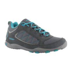 Buty trekkingowe damskie: Hi-tec Buty damskie Premilla 2 Twin Womens Charcoal/Tile Blue r. 40