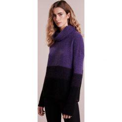Odzież: BOSS CASUAL ILKE Sweter dark purple