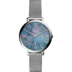 Fossil - Zegarek ES4322. Różowe zegarki damskie marki Fossil, szklane. Za 669,90 zł.