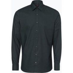 Olymp Level Five - Koszula męska łatwa w prasowaniu, zielony. Zielone koszule męskie non-iron marki QUECHUA, m, z elastanu. Za 199,95 zł.
