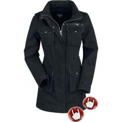 Black Premium by EMP Ladies Field Jacket Incl. Heatpad Kurtka damska czarny. Czarne kurtki damskie marki Black Premium by EMP, xl, z poliesteru. Za 527,90 zł.