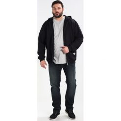 Bejsbolówki męskie: BAD RHINO Bluza rozpinana black