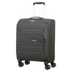 American Tourister Walizka Sonicsurfer 55 Cm Ciemnoszary. Czarne walizki American Tourister. Za 318,00 zł.