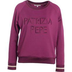 Bluzy damskie: Patrizia Pepe Bluza dark kiss