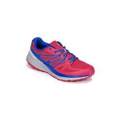 Buty do biegania Salomon  SENSE ESCAPE W. Czerwone buty do biegania damskie Salomon. Za 383,20 zł.