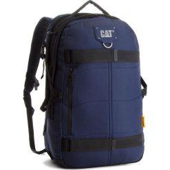 Plecak CATERPILLAR - Bryan 83433-157  Granatowy. Czarne plecaki męskie marki Caterpillar, z poliesteru. W wyprzedaży za 199,00 zł.