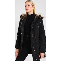 ONLY ONLLEONORA LONG LEO  Płaszcz zimowy black. Czerwone płaszcze damskie zimowe marki Cropp, l. W wyprzedaży za 343,20 zł.