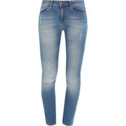 LOIS Jeans CORDOBA Jeans Skinny Fit summer stone. Szare jeansy damskie marki LOIS Jeans, z bawełny. W wyprzedaży za 230,45 zł.