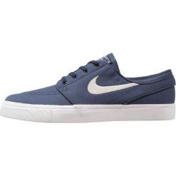 Nike SB ZOOM STEFAN JANOSKI Tenisówki i Trampki thunder blue/light bone/summit white/lemon wash. Niebieskie trampki męskie Nike SB, z materiału. Za 359,00 zł.